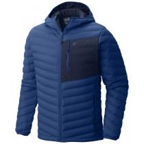 Mountain Hardwear Stretchdown Hooded Jacket Nightfall Blue