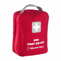 Mountain Paws Førstehjelpsett, Dog First Aid Kit Red