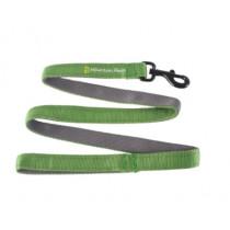 Mountain Paws Hundebånd Flatt, Dog Lead Green