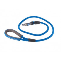 Mountain Paws Hundebånd Tau, Rope Dog Lead Blue