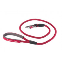 Mountain Paws Hundebånd Tau, Rope Dog Lead Red