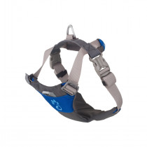 Mountain Paws Hundesele, Dog Harness Blue XL