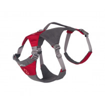 Mountain Paws Hundesele, Hiking Dog Harness Red L