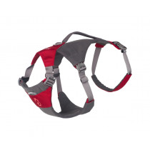 Mountain Paws Hundesele, Hiking Dog Harness Red M