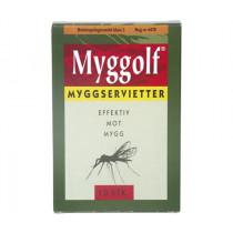 Myggolf Myggserviett 10pk