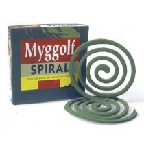Myggolf Myggspiral 10pk