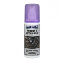 Nikwax Spray On Nubuck & Suede 125ml