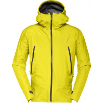 Norrøna Falketind Gore-Tex Jacket Men's Lightning Yellow