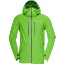 Norrøna Trollveggen Flex1 Jacket (M) Clean Green