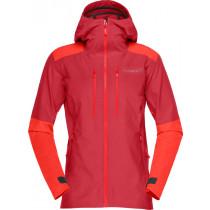 Norrøna Trollveggen Flex1 Jacket (W) Jester Red