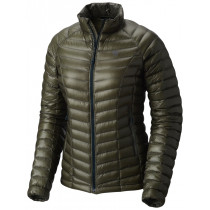 Mountain Hardwear Ghost Whisperer Down Jacket Green Fade