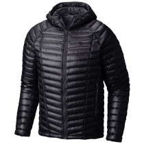 Mountain Hardwear Ghost Whisperer Hooded Down Jacket Black
