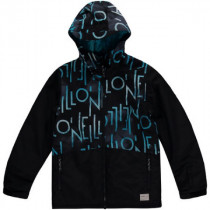 O'Neill Pb Hubble Jacket Black Aop