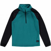O'Neill Pb Rails 1/2 Zip Fleece Teal Blue