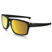 Oakley Sliver 24k Iridium, Polished Black