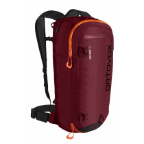 Ortovox Ascent Dark Blood 22 L