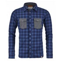 Ortovox Courmayeur Shirt Men's Blue Navy