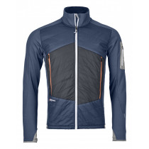 Ortovox Swisswool Piz Roseg Jacket Men's Night Blue