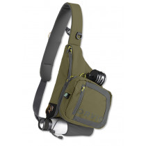 Orvis Safe Passage Sling Pack, Olive gray
