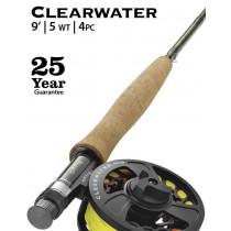Orvis Clearwater Fluekombo  9' #5 Fluestang