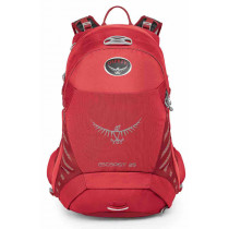 Osprey Escapist 18 Cayenne Red