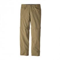 Patagonia M's Quandary Convertible Pants Ash Tan