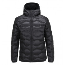 Peak Performance Black Light Helium Hooded Jacket Black
