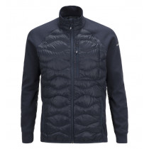 Peak Performance Helium Hybrid Jacket Blue Shadow