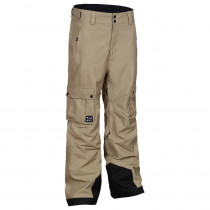 Planks Clothing Men's Good Times 2 Layer Cargo Pants Sand
