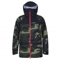 Planks Clothing Men's Yeti Hunter 3 Layer Jacket British Camo