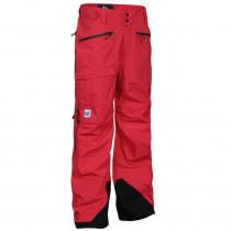 Planks Clothing Men's Yeti Hunter 3 Layer Pants Red