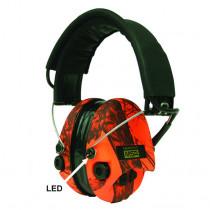 MSA Sordin Supreme Pro X Oran Camo+Led+Silik