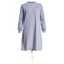 Röhnisch Cozy Sweat Dress Grey Melange