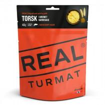 Real Turmat Torsk I Kremet Karrisaus 450 gram