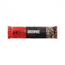 Real On the Go Energy Bar Brownie 35 gram