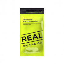 Real On the Go Energy Drink Eple 30 gram