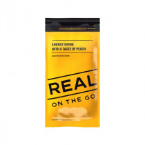 Real On the Go Energy Drink Fersken 30 gram