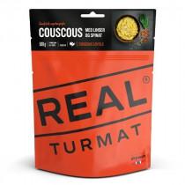 Real Turmat Couscous Med Linser Og Lime 500 gram