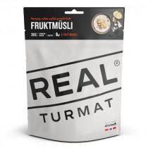 Real Turmat Fruktmüsli Orange 350 gram