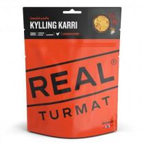 Real Turmat Kylling Karri 500 gram