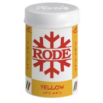Rode Festevoks Gul +1/+4