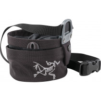 Arc'teryx Aperture Chalk Bag Black S