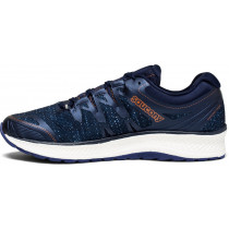 Saucony Triumph Iso 4, Men's Navy/Denim/Copper