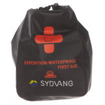 Sydvang Expedition Førstehjelpskit 59 Deler Vanntett Sort