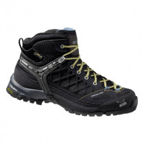 Salewa Women's Firetail Evo Mid Gtx Black/Gneis