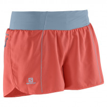 Salomon Sense Pro Short W Coral Punch