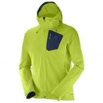 Salomon Ranger Softshell Jacket Men's Acid Lime