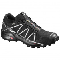 Salomon Speedcross 4 Gtx® Black/Black/Si