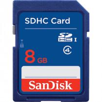 San Disk Minnekort 8 Gb Sdhc Sandisk