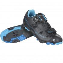 Scott Shoe MTB Elite Boa Lady Sort/Blå